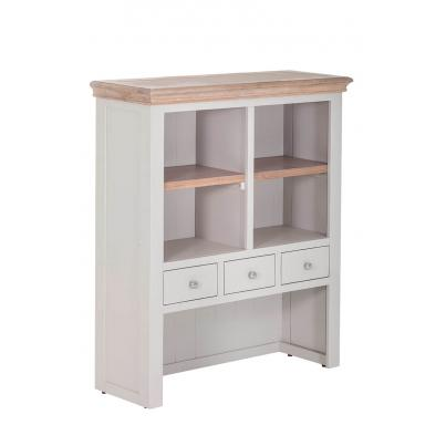 3 Drawer Hutch with 2 Shelves